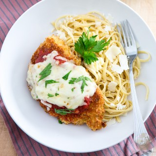 Chicken Parmesan | eviltwin.kitchen