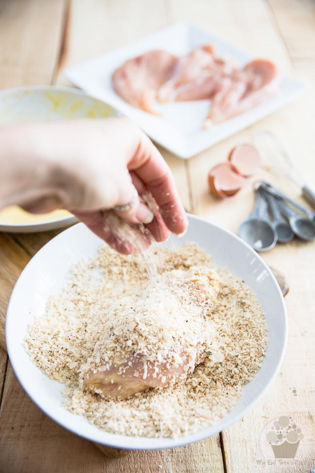 Chicken Parmesan | eviltwin.kitchen