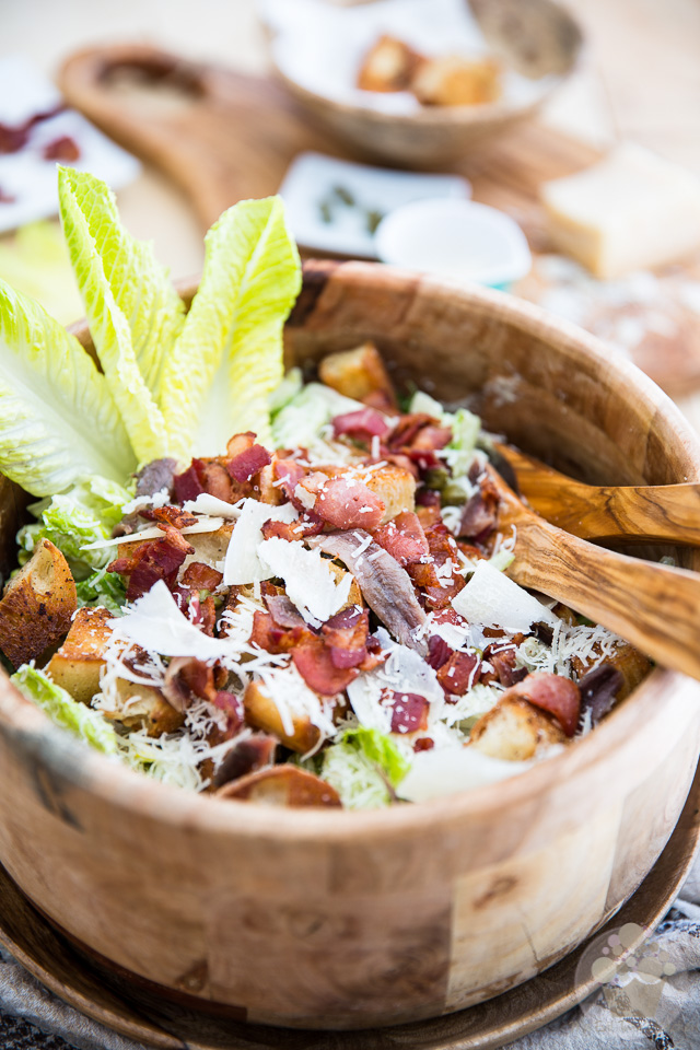 Caesar Salad | eviltwin.kitchen