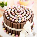 KitKat Cadbury Cream Egg Easter Cake | eviltwin.kitchen