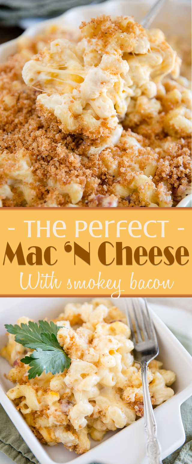 The Perfect Mac and Cheese | eviltwin.kitchen