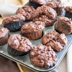 Chocolate Nutella Muffins | eviltwin.kitchen