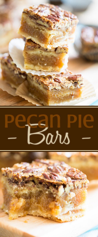 Pecan Pie Bars   eviltwin.kitchen