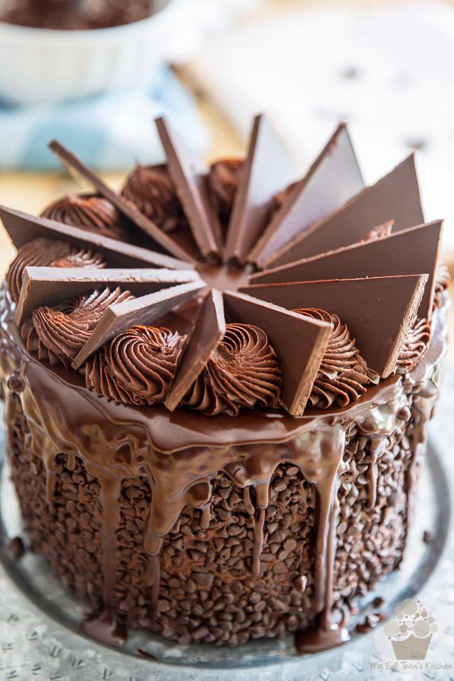 Wicked Windmill Chocolate Cake My Evil Twin S Kitchen