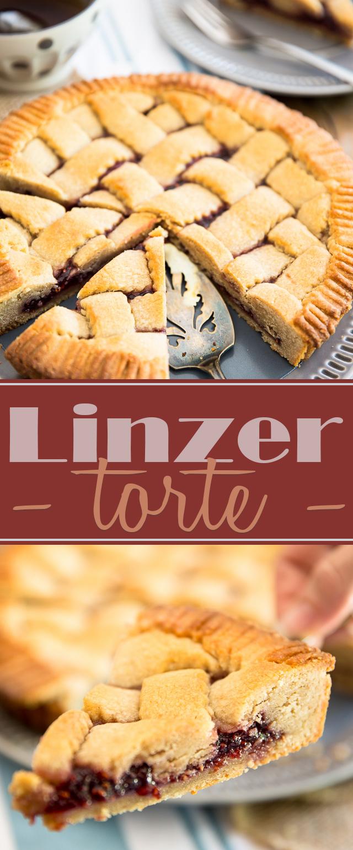 Linzer torte light