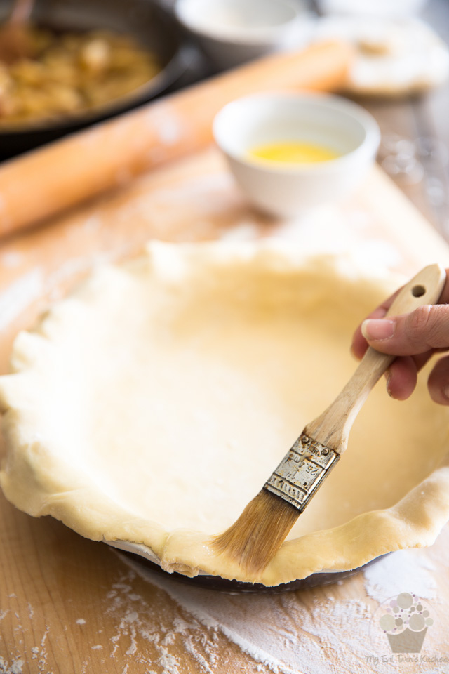 Food Processor Double Pie Crust Recipe