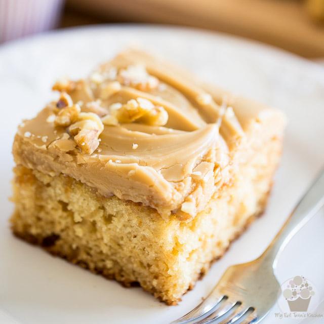 Brown Sugar Fudge Cake