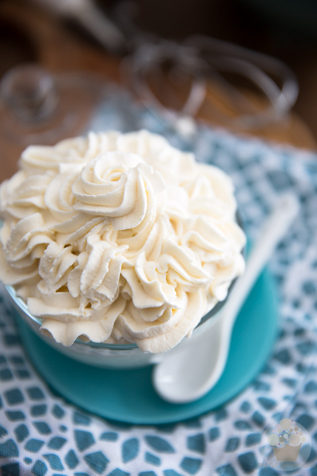 how to make homemade chantily