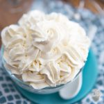 Perfect Chantilly Whipped Cream by My Evil Twin's Kitchen | Step-by-step instructions on eviltwin.kitchen