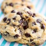 Soft and Chewy Chocolate Chip Cookies | Recipe and step-by-step instructions on eviltwin.kitchen