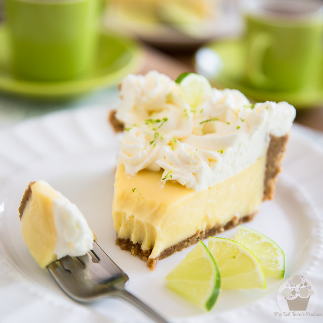 Classic Key Lime Pie