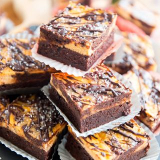 Orange Chocolate Stout Brownies